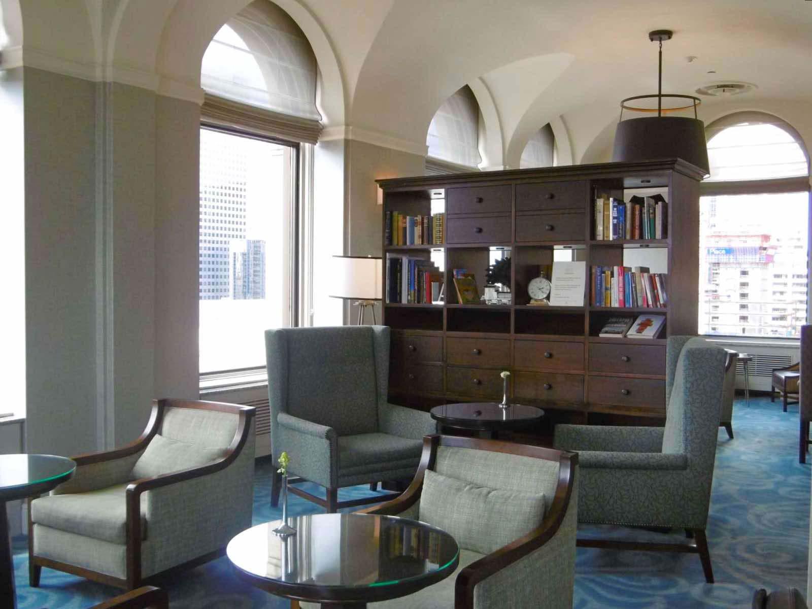 Fairmont Palliser Gold Lounge