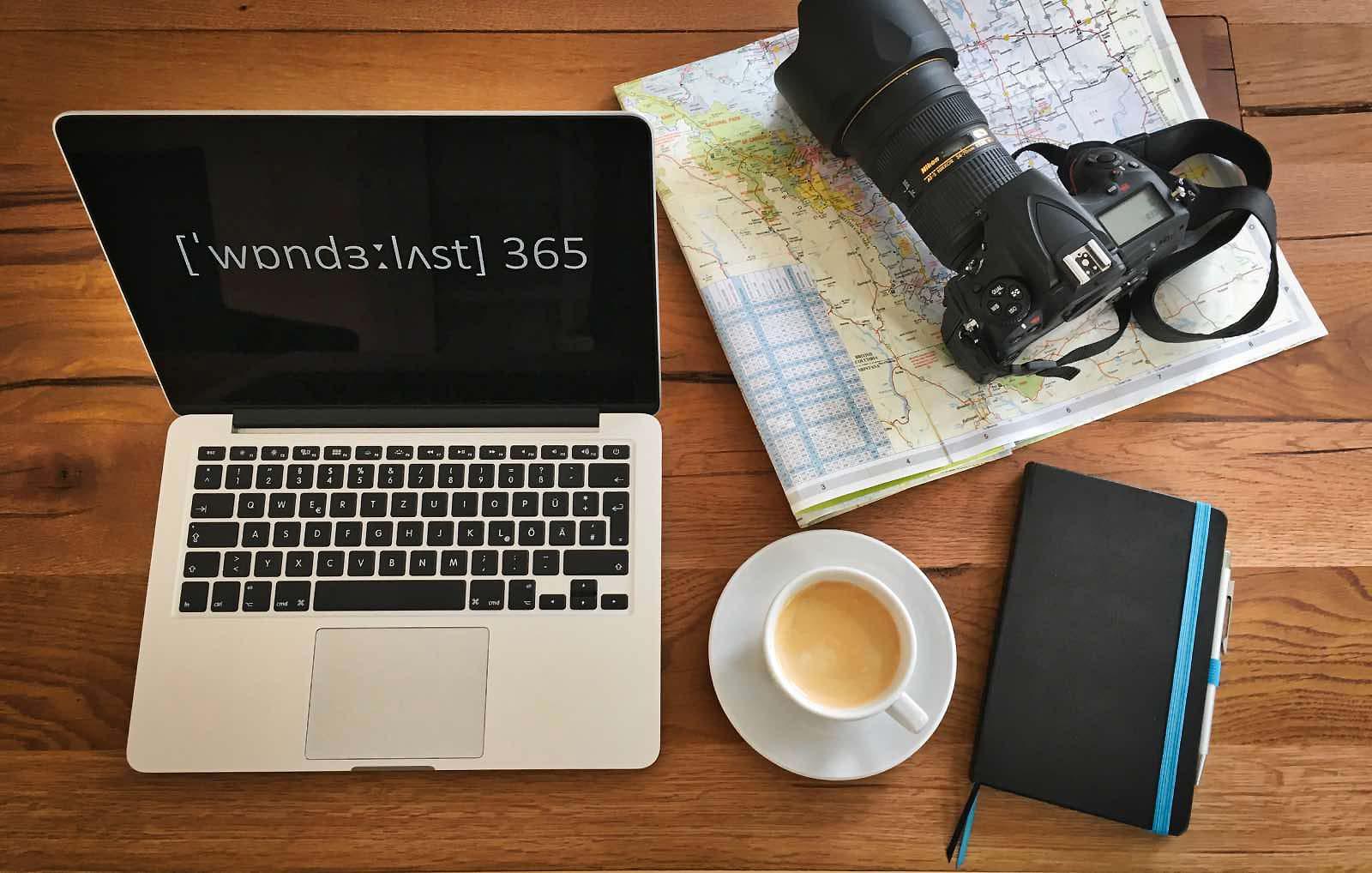 Reiseblogger Wanderlust 365