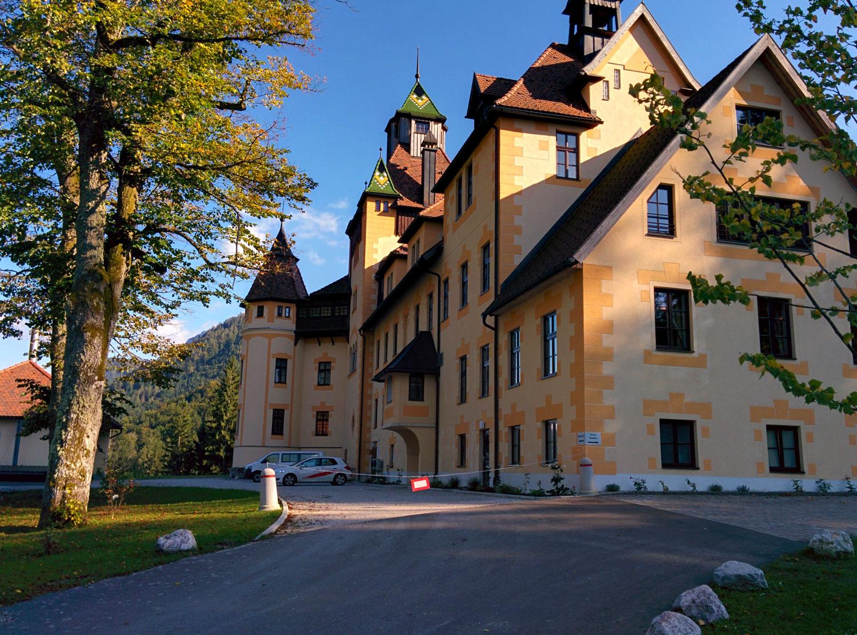 Hotel Schloss Kassegg in Österreich