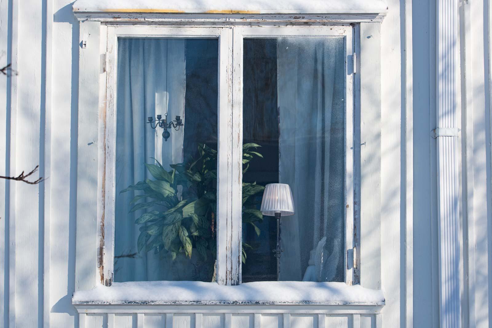 Malå ist eine idyllische Kleinstadt in Schwedisch Lappland