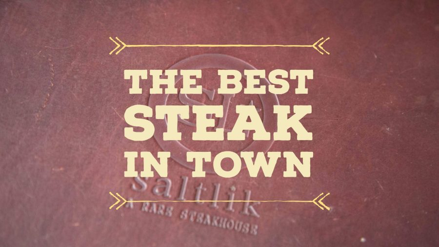 Calgary: The best Steak in town.